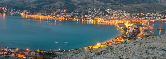 Insel Pag (Kroatien): 7 Nächte im 4* Hotel inkl. Frühstück im Juli – August ab 302 Euro pro Person