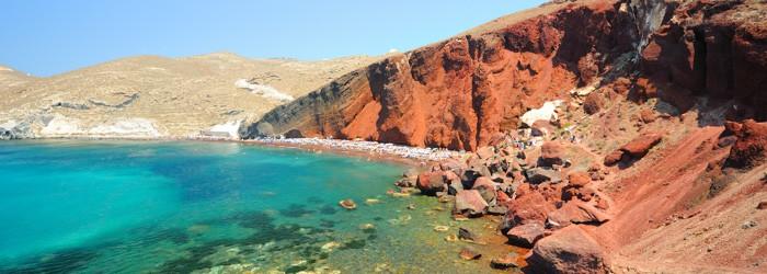 Santorini: 7 Nächte im 3* Hotel inkl. Frühstück + Flug und Transfer ab 515 Euro pro Person von August – September