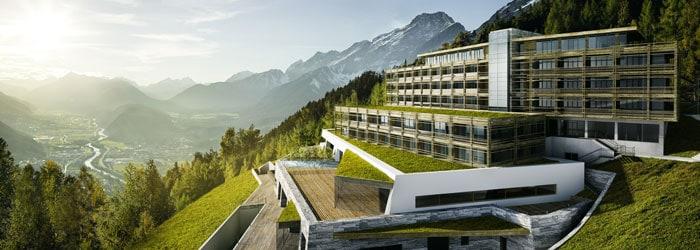 Luxus in Seefeld: 2 oder 3 Nächte im neu eröffneten 5* Hotel inkl. Frühstück + Wellness ab 260 Euro p.P. von September – Oktober