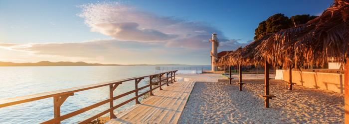 Kroatien: 4 Nächte im 4* Hotel direkt am Meer + All inclusive Verpflegung um 259,50 Euro pro Person