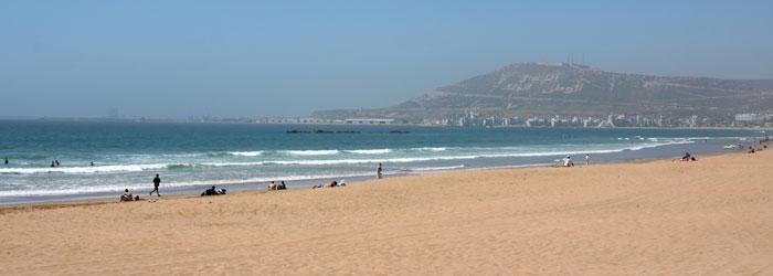 Marokko: 7 Nächte im 4* Hotel in Agadir inkl. Halbpension + Flug und Transfer ab 360 Euro pro Person im Oktober