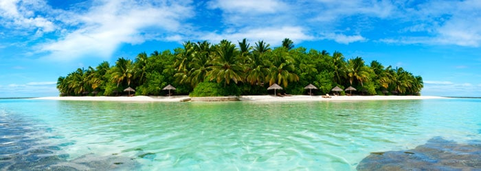 Malediven: 7 Nächte im 3* Hotel + Vollpension + Flug ab 1108€ p.P. oder 14 Nächte ab 1440€ p.P. von November 2014 – April 2015
