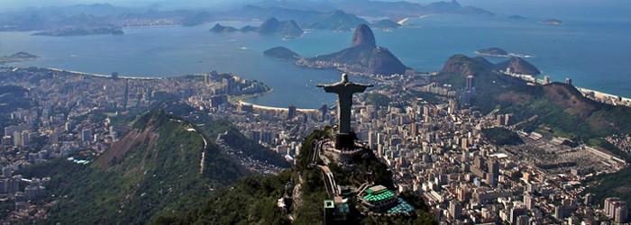 Rio de Janeiro: 1 Woche im sehr guten 4*Hotel inkl. Flug ab 934€ von November 2014 bis März 2015 – nur heute buchbar!