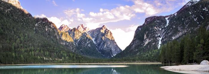 Kurzurlaub in den Dolomiten: 2 Nächte im 4* Appartement inkl. Frühstück um 79 Euro pro Person von September – Dezember