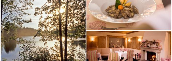 Romantikurlaub im Waldviertel: 2 Nächte im 4* Hotel inkl. Halbpension + Wellness ab 147 Euro p.P. im Dezember
