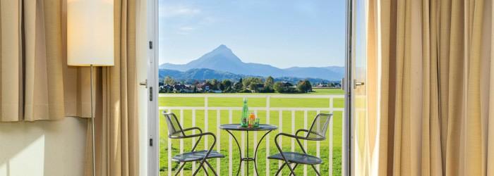 Salzburger Land: 2 Nächte im 4* Hotel inkl. Halbpension + Prosecco und Pralinen + Wellness ab 109 Euro pro Person