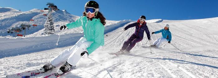 Skifahren in Bayern: 2, 3 oder 7 Nächte im 4* Hotel inkl. Halbpension + Skipass + Wellness ab 179 Euro pro Person