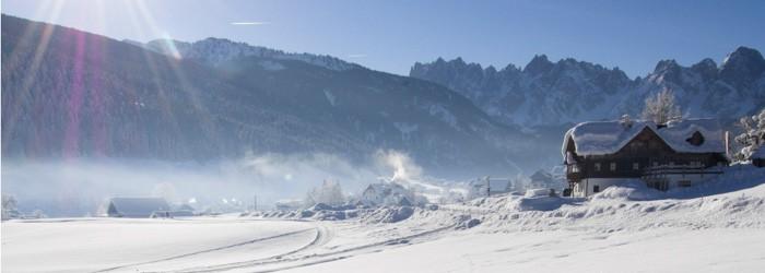 Ski-Paradies Dachstein: 3, 4 oder 7 Nächte im 4* Hotel inkl. Halbpension + Wellness ab 189 Euro pro Person