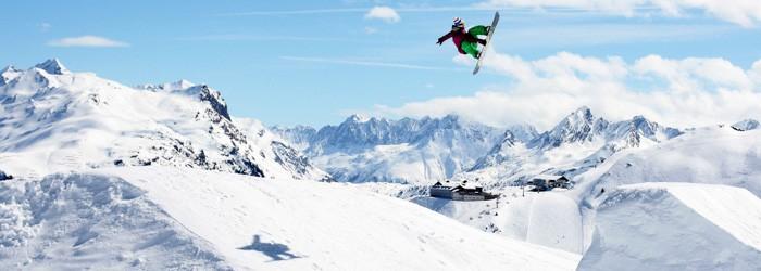 Skifahren in Vorarlberg: 5 Nächte im 4* Hotel inkl. Frühstück + Skipass & Skiverleih + Wellness uvm ab 330 Euro pro Person