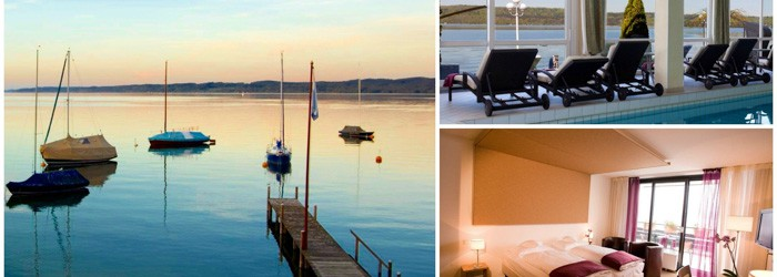 Starnberger See: 2 Nächte im 4* Hotel inkl. Halbpension + 25 Min. Massage + Wellness ab 159 Euro pro Person