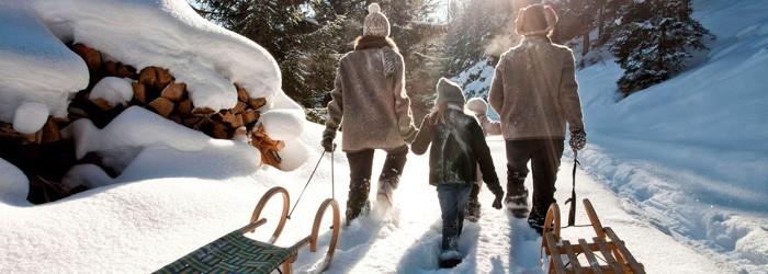 Pistenspaß in Tirol: 3 oder 4 Nächte im Designhotel inkl. Halbpension + 1 Tages-Skipass + Wellness ab 199 Euro pro Person