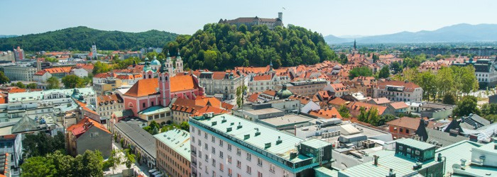 Austria Trend Hotel Ljubljana – Slowenien