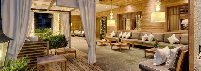 Alpiner Wellness-Genuss in Südtirol: 5 Nächte im 4* Hotel mit Premium All-inclusive-Pension + Wellness um 599€ p.P.