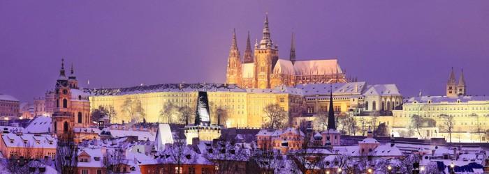 Winterliches Prag: 2 Nächte im 4* Hotel inkl. Frühstück + 1x 3-Gänge-Abendessen ab 79 Euro pro Person