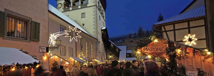 Bregenzer Adventstimmung: 2 Nächte im 4* Hotel inkl. Frühstück, Adventsgebäck + Weihnachtspunsch ab 109 Euro pro Person