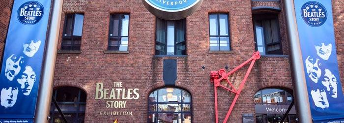 Liverpool & Beatles: 1 oder 2 Nächte in Liverpool inkl. Frühstück + Eintritt zur Beatles Story Ausstellung + Bootsfahrt um 47,50€ p.P.