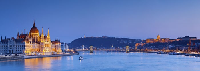 Budapest: 2 oder 3 Nächte im ausgezeichneten 4* Hotel inkl. Frühstück + Sauna ab 99€ p.P. von Dezember 2014 – März 2015