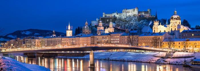 Salzburg: 3 Nächte im 4* Hotel inkl. Frühstück + 1 Mozart-CD + Wellness ab 149 Euro pro Person