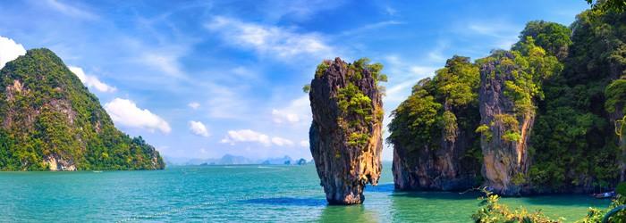 Phuket: 7, 10 oder 14 Nächte im 3* Hotel inkl. Frühstück + Flug ab Wien oder München ab 821 Euro pro Person im Dezember