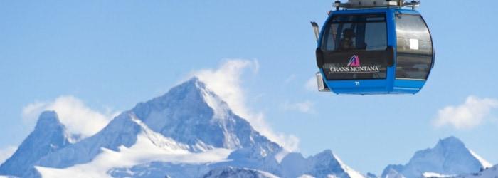 Winterzauber in der Schweiz: 5 Nächte im 2-Zimmerapartment im 4* Hotel + Zugang zum Wellnessbereich um 833€