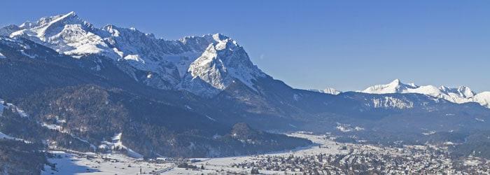 Garmisch-Partenkirchen: 2 Nächte im 4* Hotel inkl. Frühstück + 1x 4-Gänge Menü + Wellness ab 119€ p.P.