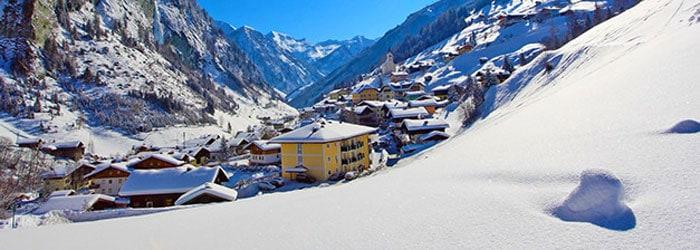 Salzburger Land: 4 Nächte im 3* Hotel inkl. Frühstück + Schneeschuhwanderung  + Sauna + Rodelverleih ab 169€ p.P.
