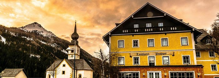 Tweng bei Obertauern: 5 – 7 Nächte im 4* Hotel inkl. Halbpension + Wellness ab 117 Euro pro Person