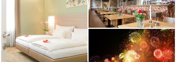 Kulinarisches Burgenland: 2, 3 oder 4 Nächte im 4* Hotel inkl. Frühstück uvm. ab 147€ p.P. – auch als Silvesterpaket buchbar!