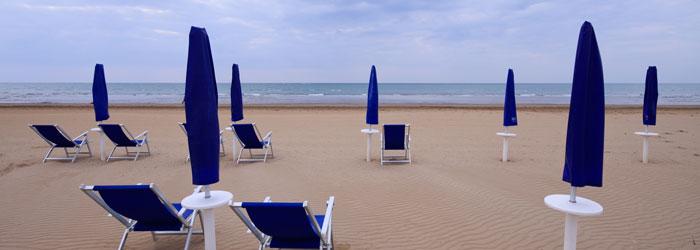 Bibione: 3, 4 oder 7 Nächte im 4* Hotel inkl. Halbpension + Strandservice ab 129 Euro p.P. von April – September