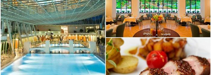 Baden: 2 Nächte im 4* Hotel inkl. Frühstück + 1x 3-Gang Candle-Light-Dinner + Ganztageseintritt in die Römertherme ab 139€ p.P.