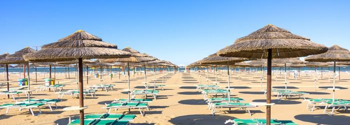 Rimini: 1 Woche im 3* Hotel inkl. Frühstück ab 297€ pro Person von Juli – August