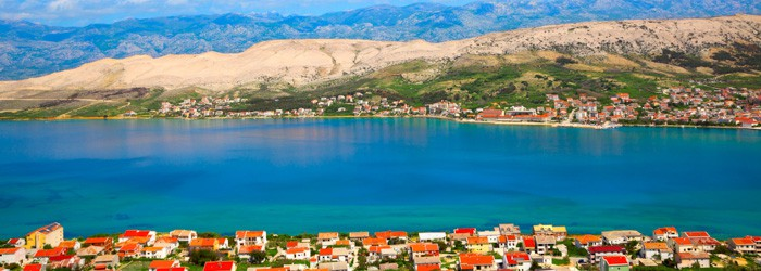 Insel Pag (Kroatien): 7 Nächte im 4* Hotel inkl. Halbpension ab 149 Euro pro Person von März – Oktober