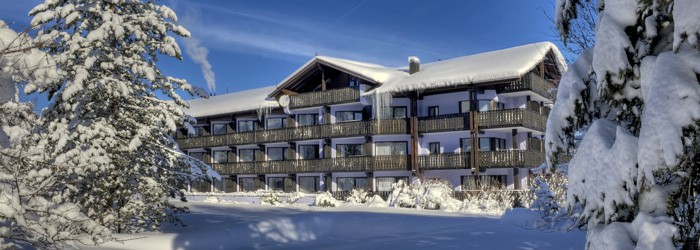Luxus in Oberstaufen: 2, 3 oder 5 Nächte im 4,5* Hotel inkl. Frühstücksbuffet + 5-Gänge-Dinner + Wellness uvm ab 199€ p.P.