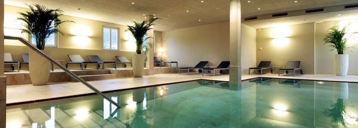 Wellness am Bodensee: 2 Nächte im 4* Hotel inkl. Halbpension + Wellness ab 189€ pro Person
