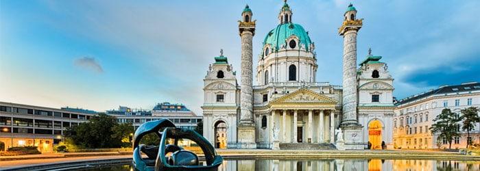 Wien: 2 Nächte im 5* Hotel inkl. Frühstück  + Wellnessbereich + kostenlose Minibar ab 165 Euro pro Person