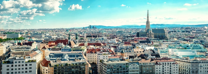 Wien: 2 Nächte im 4* Hotel inkl. Frühstück + Gutschein für Kaffee & Kuchen um 59 Euro pro Person