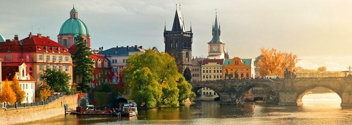 Prag: 2 oder 3 Nächte im 4* Hotel inkl. Frühstück + 1x 2-Gänge Abendmenü ab 105€ pro Person