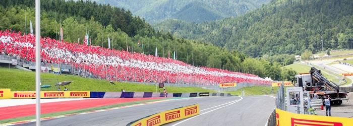 Formel 1 Grand Prix Spielberg