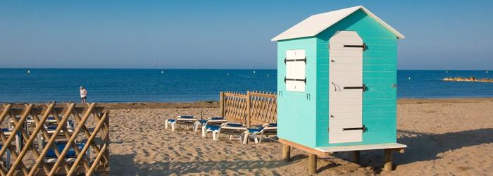 Strandurlaub bei Rimini: 3, 4 oder 7 Nächte im 3* Hotel inkl. Halbpension + Wellness + Strandservice ab 129€ p.P.