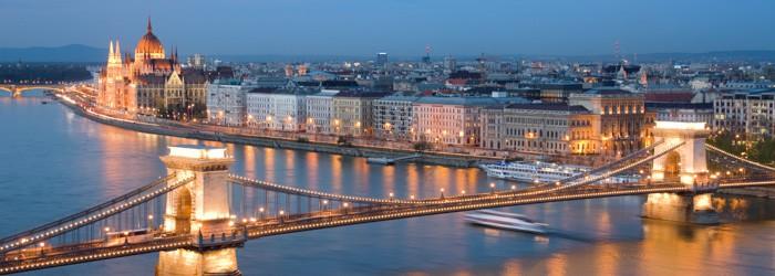 Budapest: 2 oder 3 Nächte im neu eröffneten 4* Hotel inkl. Frühstück + Wellness ab 95 Euro pro Person