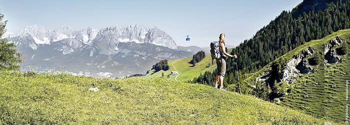 Alpen-Deal – Kitzbühel: 1 Nacht im 3* Hotel inkl. Halbpension + Wellness um 40,50€ p.P. – beliebig viele Nächte buchbar!
