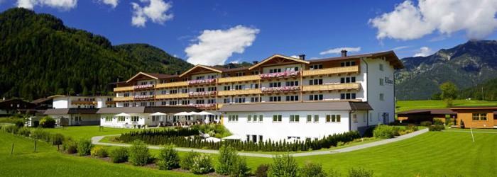 Kitzbüheler Alpen: 1 Nacht im 4* Hotel inkl. Frühstück + Wellness um 37€ p.P. – mehrere Nächte buchbar!