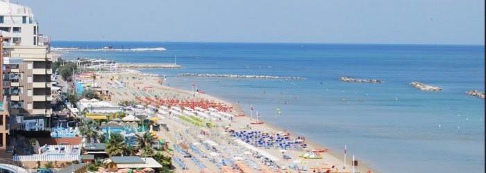 Strand & Meer Urlaub an der Adria: 5 Nächte im 3* Hotel in Pesaro inkl. Halbpension ab 209€ pro Person