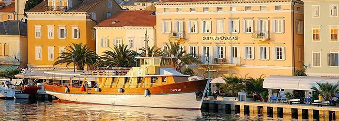 Kroatien: 3 Nächte im 4* Hotel in Mali Lošinj inkl. Frühstück um 104€ pro Person