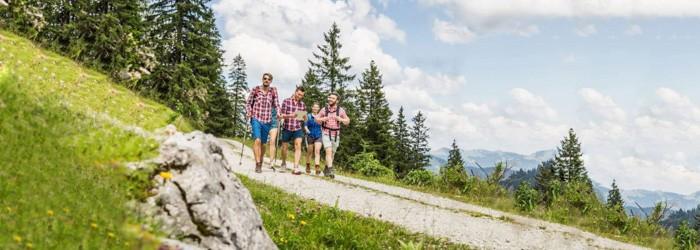 Wandern und Biken am Arlberg: 1 Nacht im 3* Hotel inkl. Frühstück + Wellness um 19,50€ p.P. – mehrere Nächte buchbar!