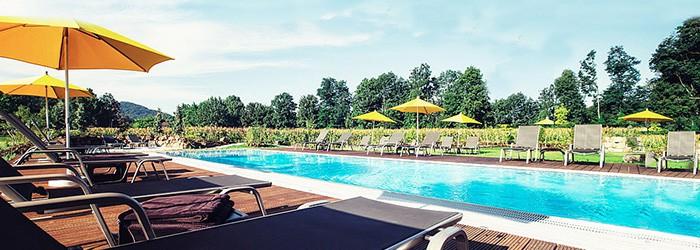 Bad Radkersburg: 1 Nacht im 4* Hotel inkl. Frühstück + Pool + Wellness um 34,50€ p.P. – beliebig viele Nächte buchbar!