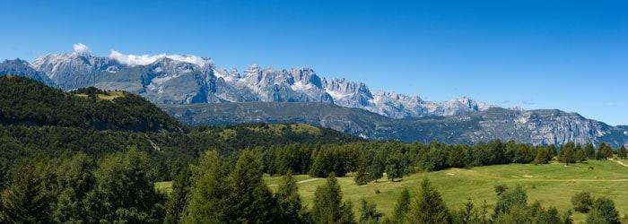 Relaxen am Monte Bondone: 5 Nächte im 3* Hotel inkl. Frühstück um 117€ pro Person