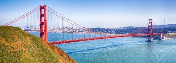 USA Westküsten Rundreise: Flug mit British Airways + Mietwagen + 13 Nächte in Hotels der Mittelklasse ab 1269€ p.P.