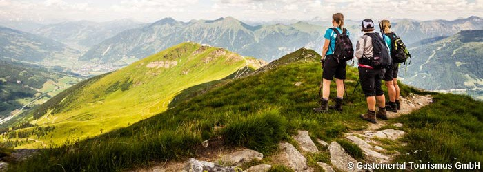 Wellness im Salzburger Land: 3 Nächte im 4* Hotel in Bad Gastein inkl. Halbpension + Wellness um 141€ pro Person