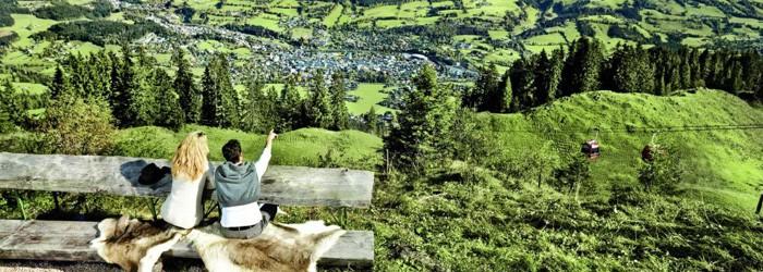 Sommerfrische in den Kitzbühler Alpen: 1 Nacht im 3* Hotel inkl. Halbpension um 33€ p.P. – mehrere Nächte buchbar!